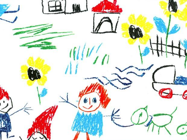 Uso do desenho no tratamento de crianças?
